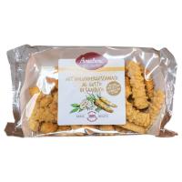 Biscotti al gusto di sambuco con farina di mais di storo