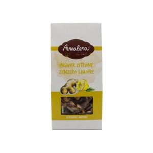 Aufguss Ingwer Zitrone